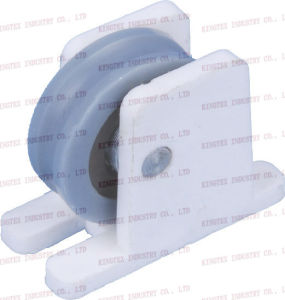Plastic Sliding Pulley for Window pictures & photos