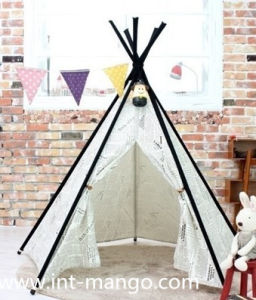 Pentagon Indian Children Playing Tents for Indoor (MW6011) pictures & photos