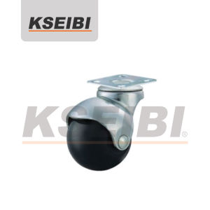 Hot Sale Kseibi Ball Swivel Plate Caster pictures & photos