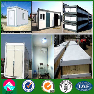 Flat Pack 40ft Container Houses with EPS Sandwich Panel (XGZ-CH013) pictures & photos