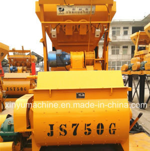 Mini Concrete Mixer for Concrete Batching Plant (JS750) pictures & photos