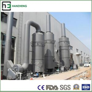 Melting Production Line-Desulfurization Operation-Dust Collector