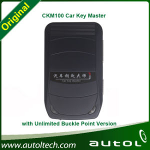 2016 Update Transponder Key ECU Programmer Ckm100 Car Key Master with Unlimited Buckle Point Version pictures & photos