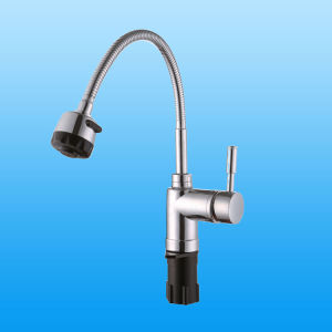 Zinc Alloy Universal Pipe Tap (YSQ005-1) pictures & photos
