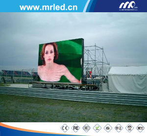 Outdoor LED Display Screen for Advertising pictures & photos