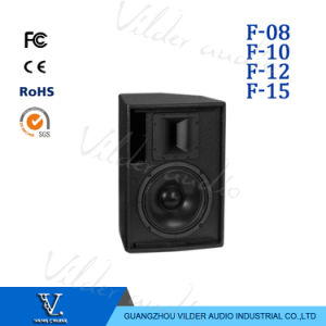 F-10 Professional Single 10′′ Woofer Full Range Speaker pictures & photos