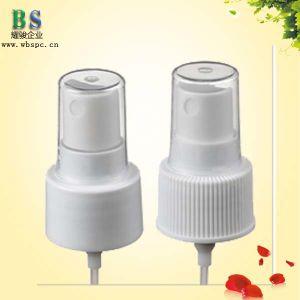 20/410 Plastic Perfume Mist Sprayer Pump with PP Half Cap pictures & photos