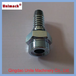 Cone Seat Seal Metric Male Hydraulic Hose Fitting pictures & photos