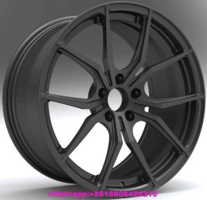 High Quality Forged Aluminum Wheels pictures & photos