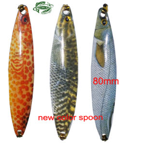 Real Fish Color for Super Spoon pictures & photos