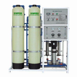 300L Reverse Osmosis Water Purification Plant (RO-1000I(300L/H)) pictures & photos