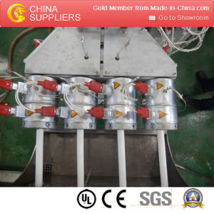 Plastic Pipe Extruder PVC Pipe Extrusion Line pictures & photos