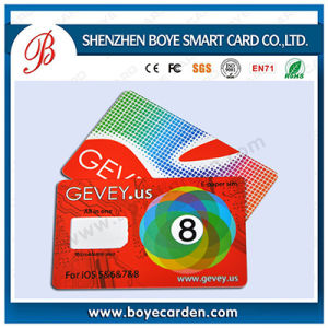 PVC Plastic Contact IC Card pictures & photos