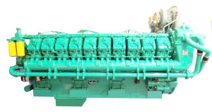 Googol 20 Cylinder Power Plant Diesel Engine 1579kw-2867kw pictures & photos