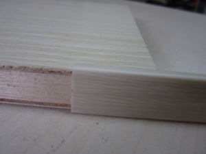 PVC Edge Banding Strip pictures & photos