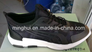 Running Sport Shoe 2017 Brand Cheap Footwear Shoes Leisure Casual Shoes pictures & photos