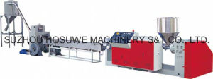 Sjlz Type Plastic Pelletizing Line (Colling-Cutting) pictures & photos