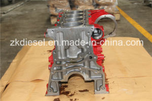 Foton Truck Engine Spare Parts Isf2.8 Cylinder Block pictures & photos