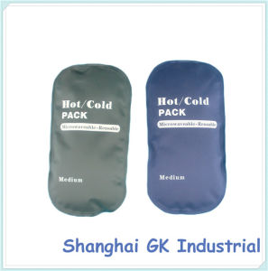 Body Comfort, Healthcare, Magic, Cold Relief Pain Relief, Relaxing, Medical Reusable Ice Pack Hot Cold Pack pictures & photos