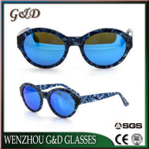 Popular Design Summer Style High Quality Acetate Fashion Sunglasses pictures & photos
