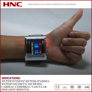 Wrist Reducing High Blood Pressure Low Laser Light Therapy pictures & photos