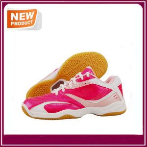 New Men′s Cushion Badminton Shoes Sport Athletic Shoes pictures & photos