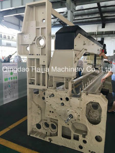 Haijia Double Beam Water Jet Loom pictures & photos