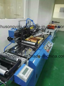 Silk Screen Printing Machine for Ribbon Label pictures & photos