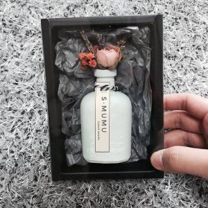 2D Perfume Bottle Shaped Scented Clay (AM-68) pictures & photos