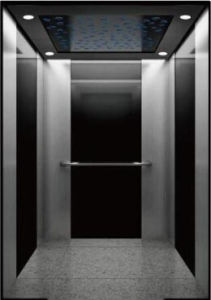 Das Passenger Elevator From Germany