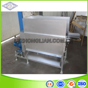 Automatic Stainless Steel Coconut Fiber Remover pictures & photos