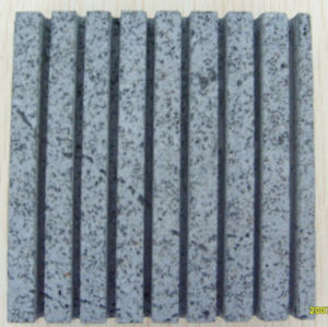 G654 Grey Honed/Flamed Granite Flooring Tile with Groove pictures & photos