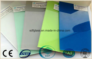 Ultra Clear Painted Glass with Ce, ISO 3mm to 12mm pictures & photos