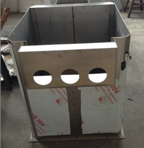 Stainless Steel Cutting and Sheet Metal Fabrication