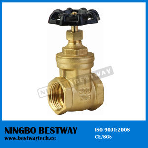 Forged Brass Gate Valve (BW-G01) pictures & photos