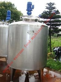 Industrial Stainless Steel Chemical Mixing Tanks pictures & photos
