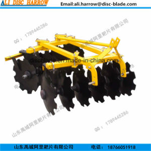 New Type Light 3 Point Hitch Behind Harrow for Tractor 2016 on Promotion pictures & photos