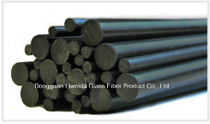 Corrosion Resistant and High Strength Carbon Fiber Rod, Carbon Rod pictures & photos