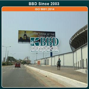 Custom Steel Structure Advertising Wholesale Outdoor Billboard Frame
