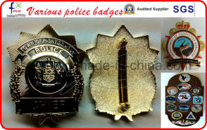 2016 New Customize Police Badges pictures & photos