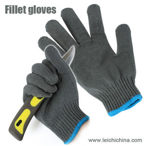 Top Quality Gloves for Fishing Fillet Gloves pictures & photos