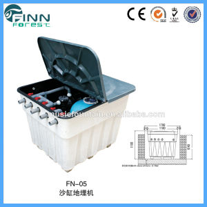 Professional Water Treatment Equipment Integrative Swimming Pool Sand Filter pictures & photos
