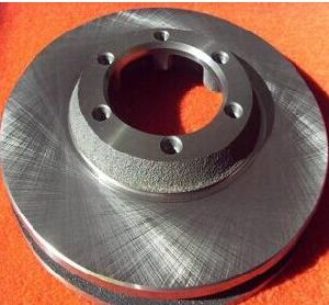 Hot Brake Rotors for France Cars pictures & photos