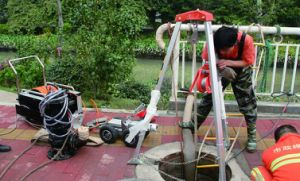 Wireless Pipe Inspection Robot with Pipelines Crawler for Large Pipes / Sewer pictures & photos