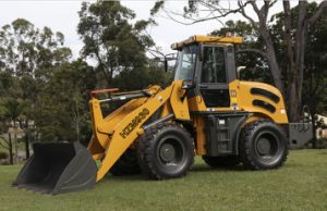 Hzm 930 2.8 Ton Rated Load Wheel Loader with Ce EPA Fops&Rops pictures & photos