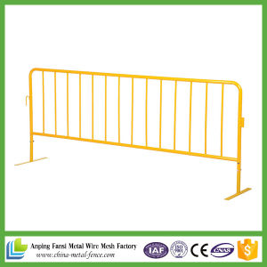 Powder Coated Safety Traffic Pedestrian Barrier for Sale pictures & photos