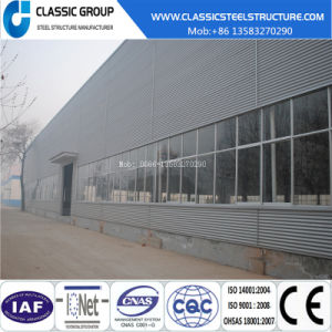 Low Cost Easy Assembly Steel Structure Prefeb Warehouse Building pictures & photos