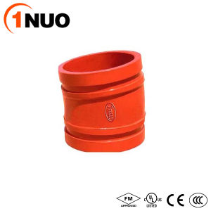 1nuo Factory Casting Ductile Iron Pipe Fitting 11.25 Degree Elbow pictures & photos