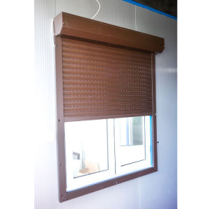 CE Rolling Shutter Window (43mm slats) pictures & photos