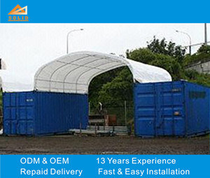 Waterproof Container Shelter (C3340Q)